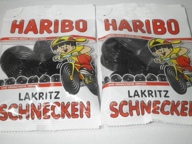 ドイツ発 マズさで人気?のグミ:ハリボー「シュネッケン」を食べてみた!