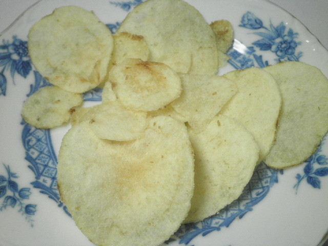 コイケヤポテトチップス牛乳味05