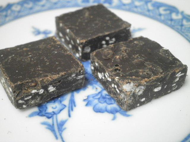 チョコレート効果黒ゴマアンド発芽玄米パフ04