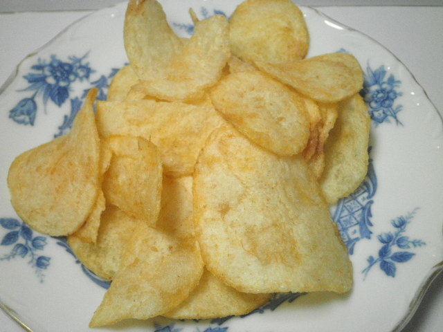 カルビーポテトチップス キラウエアファイヤーBBQ味04