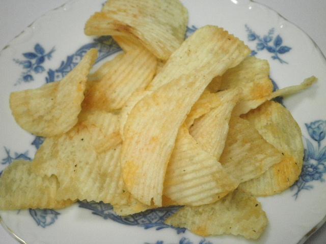 ピザポテト サーモンアンドチーズ04