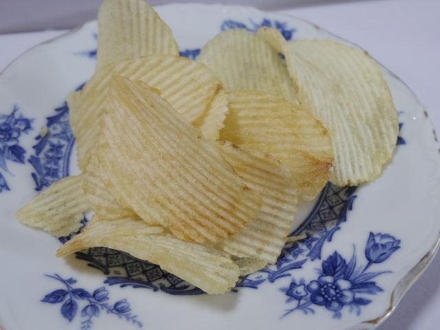 ポテリッチ濃厚パルメザンチーズ味3