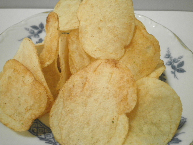 ヤマヨシポテトチップス-牛もみじおろし味3