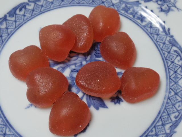 乳酸菌グミいちご味3