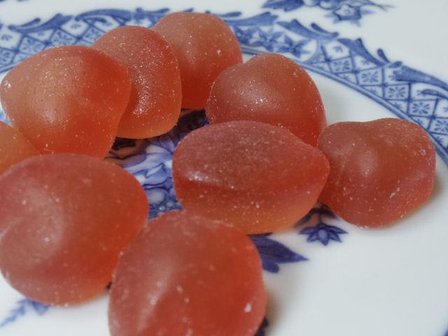 乳酸菌グミいちご味4