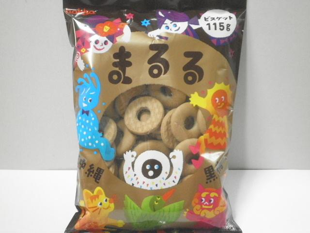 今回のおやつ:北陸製菓(ホッカ)の「まるる」を食べる!