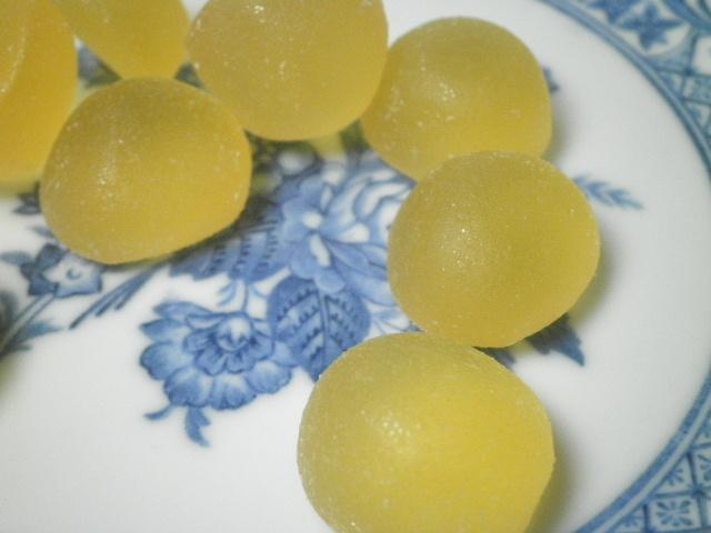 ライオン菓子ゆずグミ4