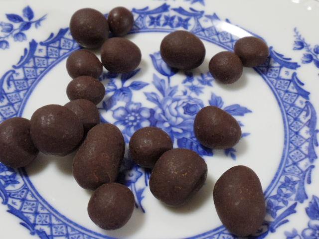 オレンジピールチョコレート3