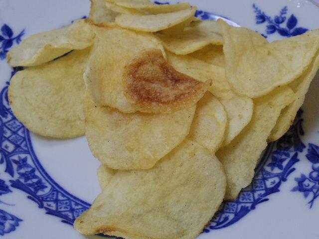 ポテトチップス-オイルサーディン山椒焼き味4