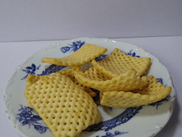 サッポロポテトバーベQあじ-でかっ-欧風ローストチキン味3