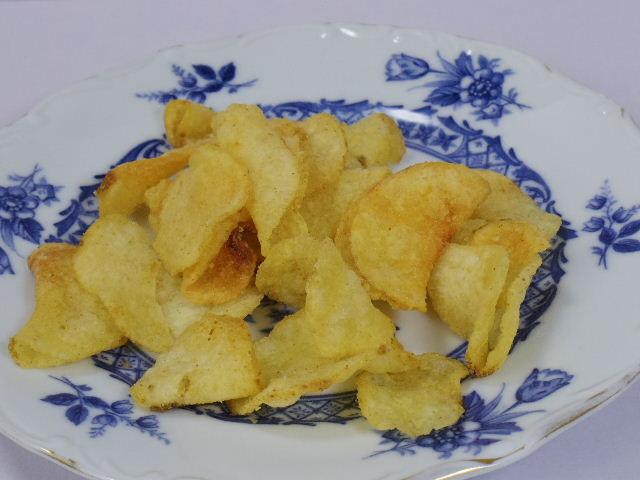 堅あげポテト-鶏だしぽん酢味4