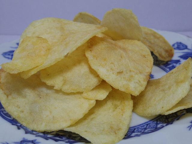花畑牧場-チーズを食べるポテトチップス-ブルーチーズ4
