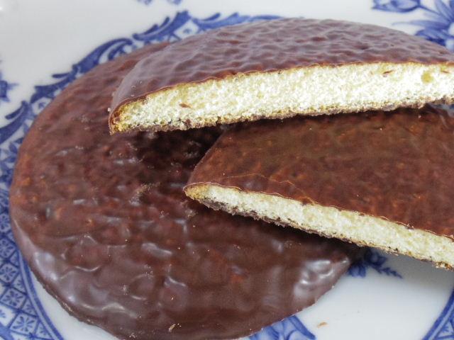 ユーラクチョコケーキ4