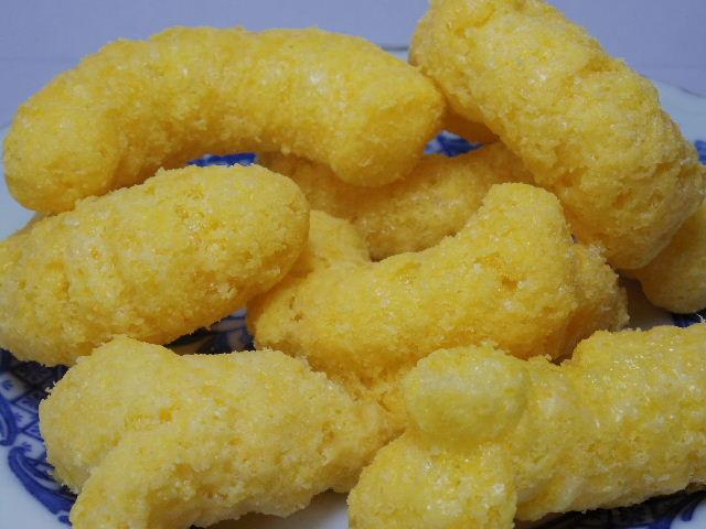 キャラメルコーン-信州りんご味4