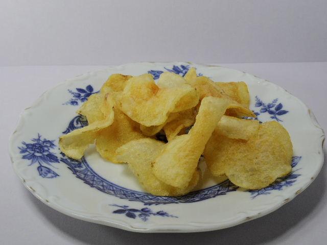 堅あげポテト 白えび味3
