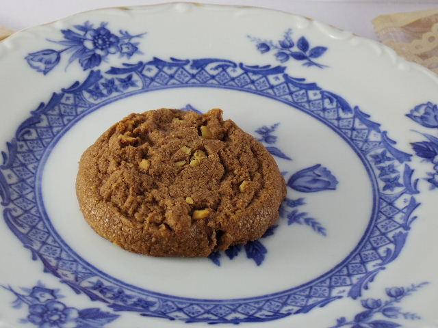 ステラおばさんのアーモンドココアクッキー4