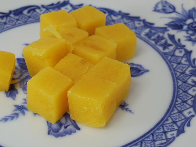 角切り果実グミ マンゴー4