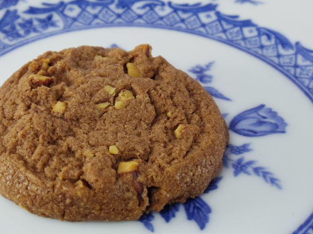 ステラおばさんのアーモンドココアクッキー5
