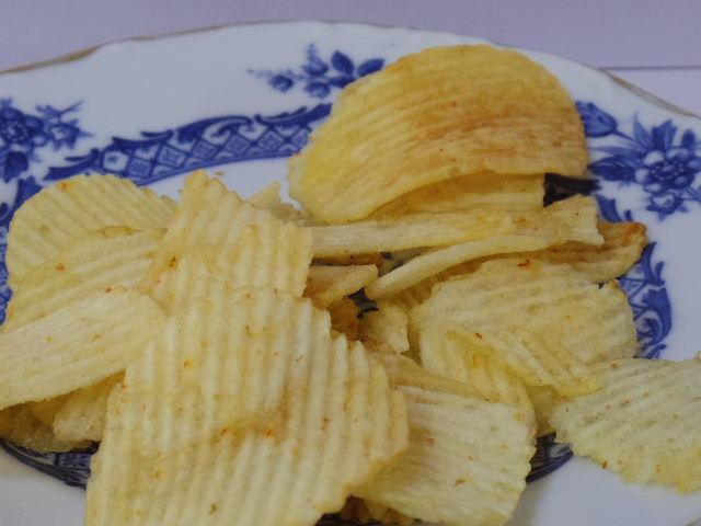 ポテリッチ明太バター味4