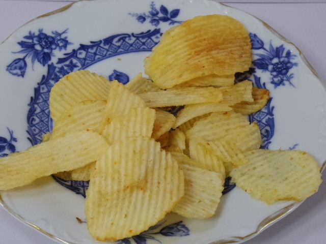 ポテリッチ明太バター味3