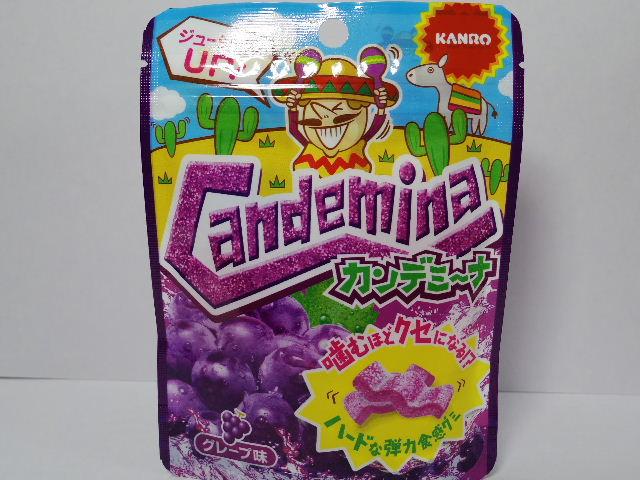 カンデミーナ グレープ味1