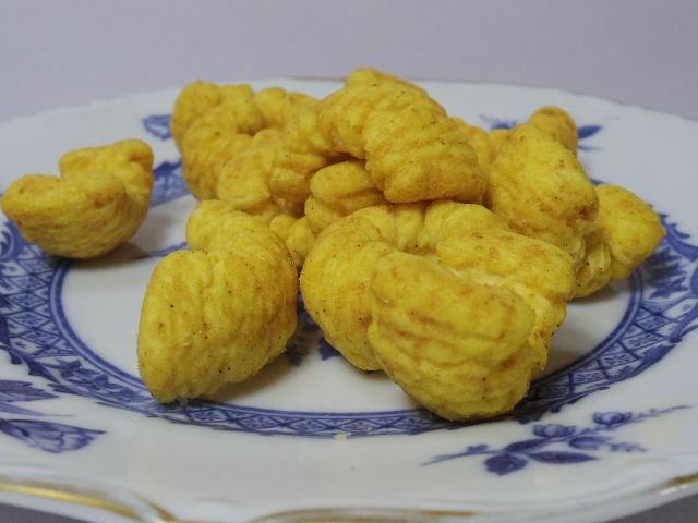 堅焼き仕立て大人の贅沢カール 熟旨炙りカレー味5