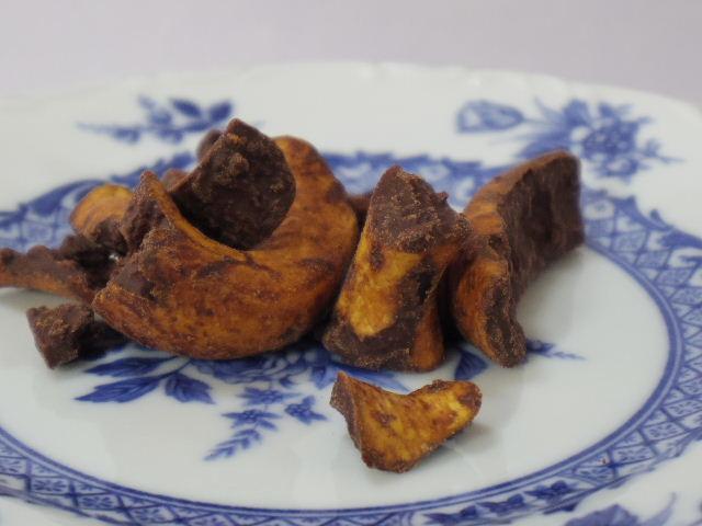 無印良品 チョコレートクラックプレッツェル4