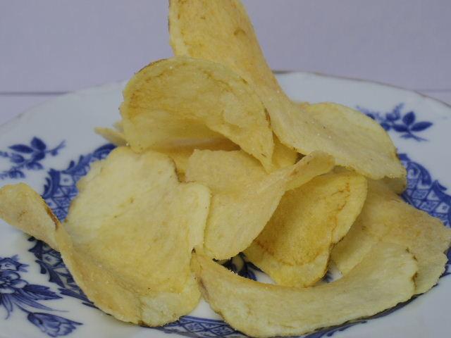 Acoopポテトチップスうすしお味3