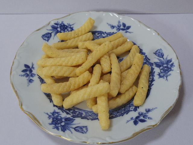 かっぱえびせんロッテリアえびバーガー味3