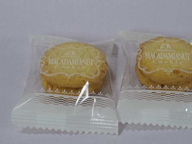 マカダミアナッツクッキー4