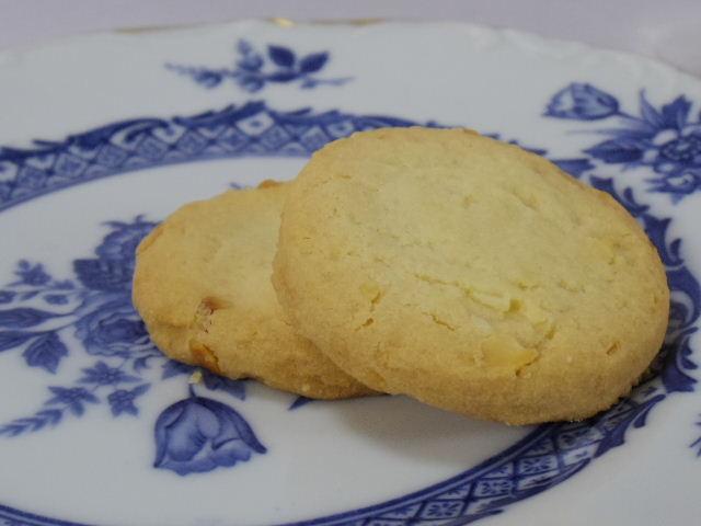 マカダミアナッツクッキー5