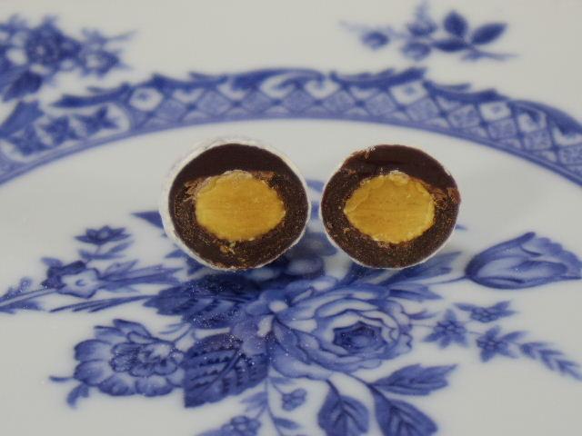 シゲキックス チョコレート 断面