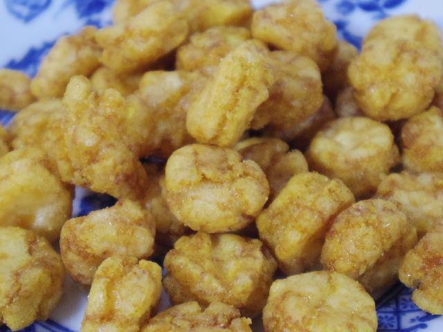 揚げ餅カレー太郎4