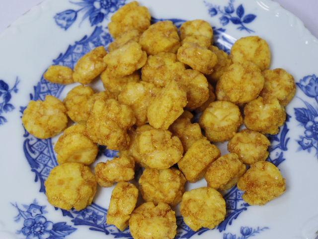 揚げ餅カレー太郎3