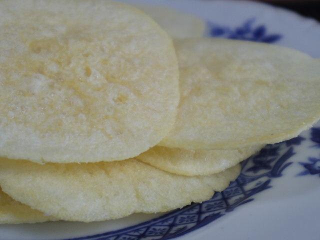 カロリーを気にせず食べられるポテトチップス5
