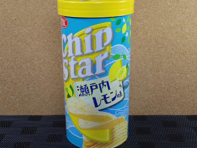チップスター 瀬戸内レモン味1