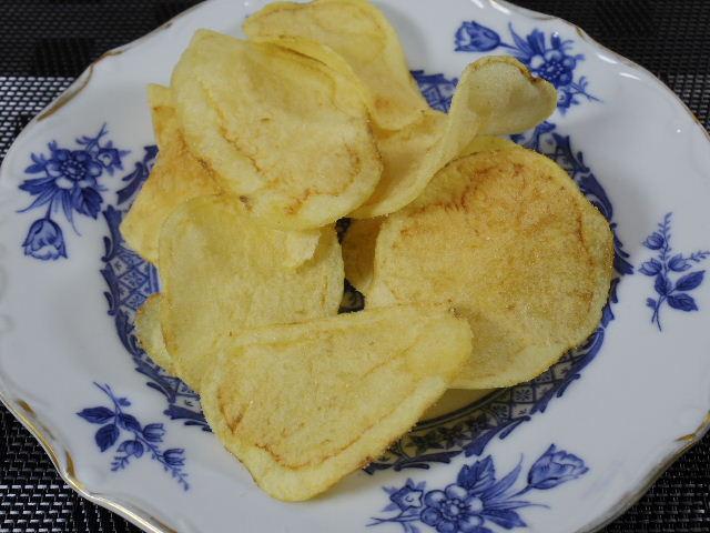 ポテトチップス 岩下の新生姜味3