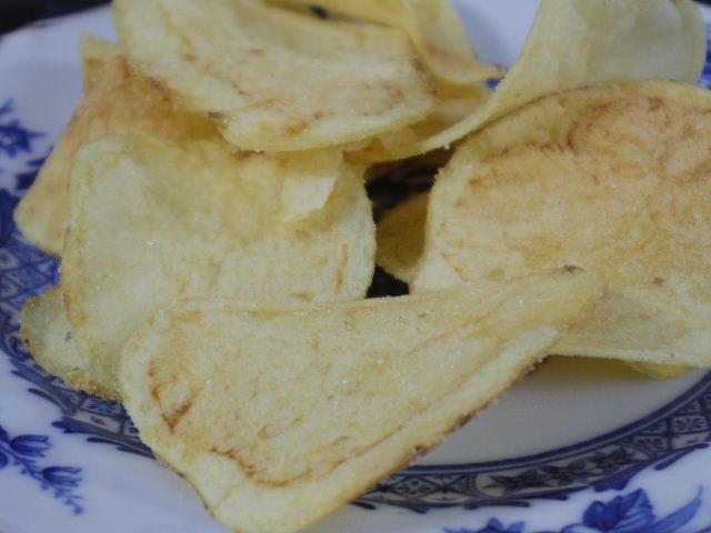 ポテトチップス 岩下の新生姜味4