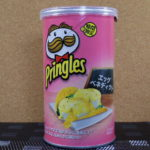今回のおやつ:「プリングルズ エッグベネディグト」を食べる!