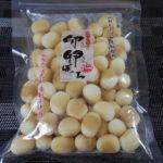 今回のおやつ:大阪前田製菓の「卵卵ぼーろ」を食べる!