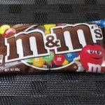 今回のおやつ:マースジャパン「エムアンドエムズ ミルクチョコレート」を食べる!