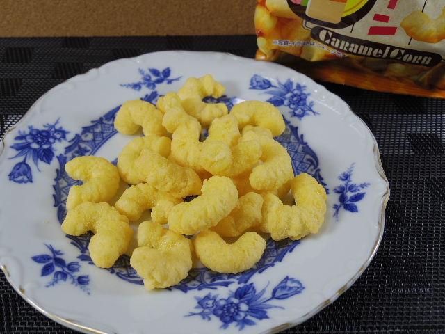 キャラメルコーン フルーツ牛乳3