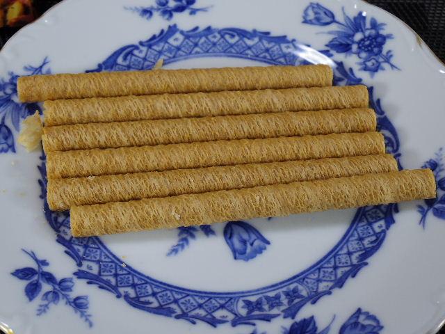 クックロール ジャーマンポテト味5