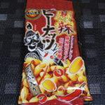 今回のおやつ:「四川料理しびれ王 麻辣ピーナッツ」を食べる!(アライドコーポレーション)