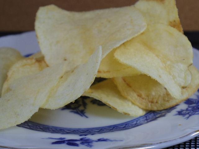 ヤマヨシポテチ私の燻製バター味5