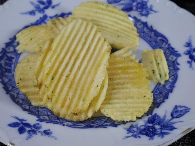 アツギリ贅沢ポテト 濃厚サワークリームオニオン味3