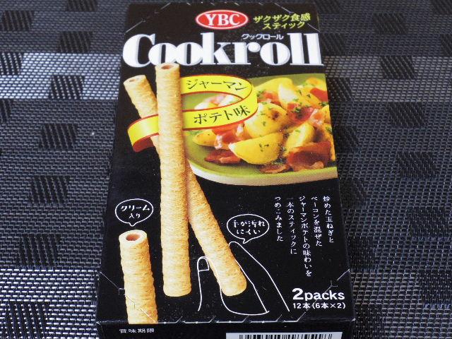 クックロール ジャーマンポテト味1