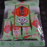 今回のおやつ:日進堂製菓の「大阪名物 粟おこし」を食べる!