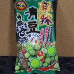 今回のおやつ:「四川しびれ王 麻辣青豆」を食べる!(アライドコーポレーション)