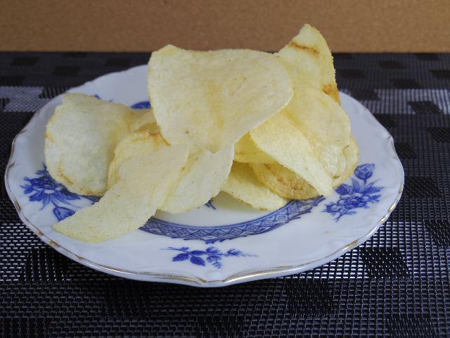 ヤマヨシポテチ私の燻製バター味4